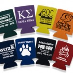 Can koozies by Lost Bay Designs